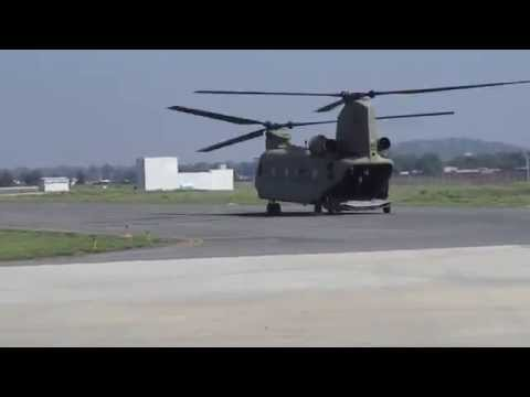 CH-47 CHINOOK MEXICO 3