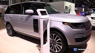 2018 Land Rover HSE P400s PHEV - Exterior and Interior Walkaround - 2018 New York Auto Show