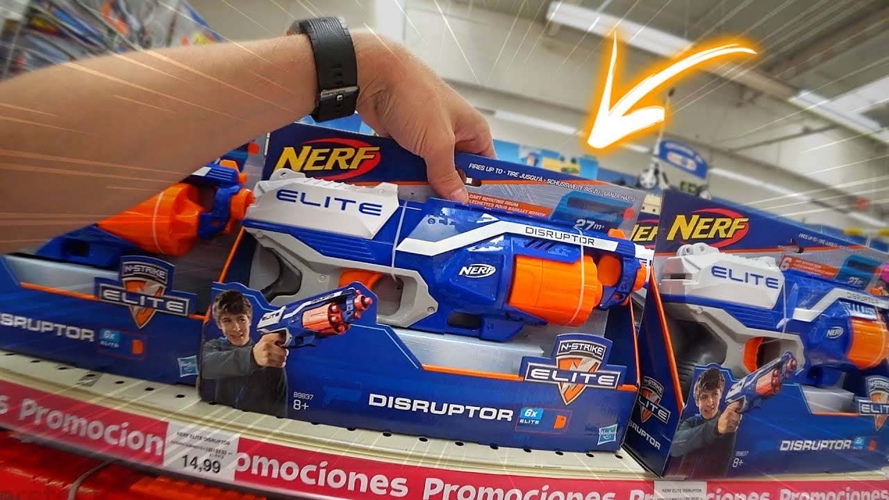Toys R Us Nerf Guns : Comprando nerfs na loja de brinquedos toys r us nerf
