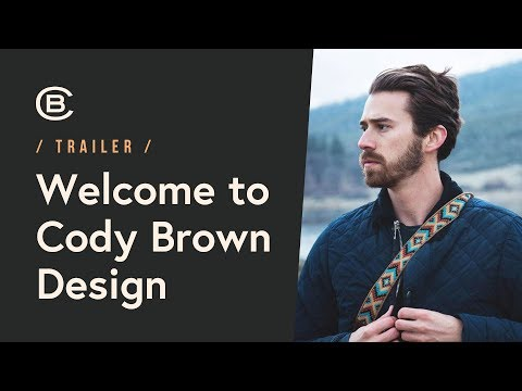 Cody Brown Design Trailer