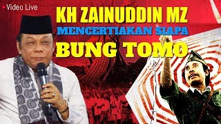 Download lagu KH Zainuddin MZ Menceritakan Bung Tomo