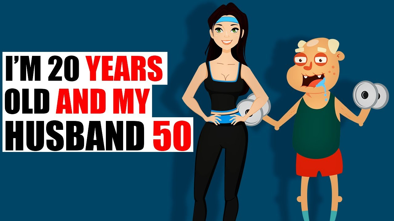 My Husband Is Twice My Age || ACTUALLY HAPPENED STORY