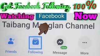 How To Get Facebook Followers Now.Facebook Ta matau Kramna Follower Hapkadage?By Taibang Manglan