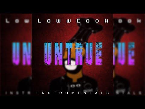 """Mellow Rap Beat """"UNTRUE"""" [prod by LowwCook]"""