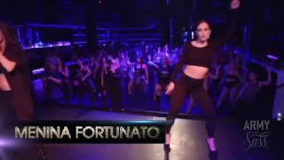 """Distraction"" by  Kehlani  - Menina Fortunato's ""Army of Sass"" Class (watch in HD)"