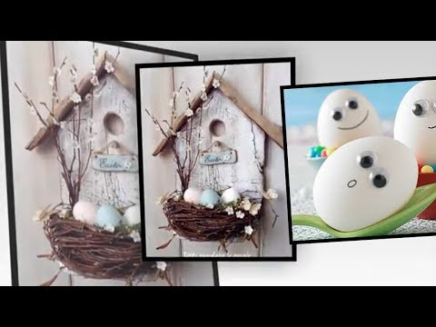 EASTER IDEAS. - Easter Decorations Ideas