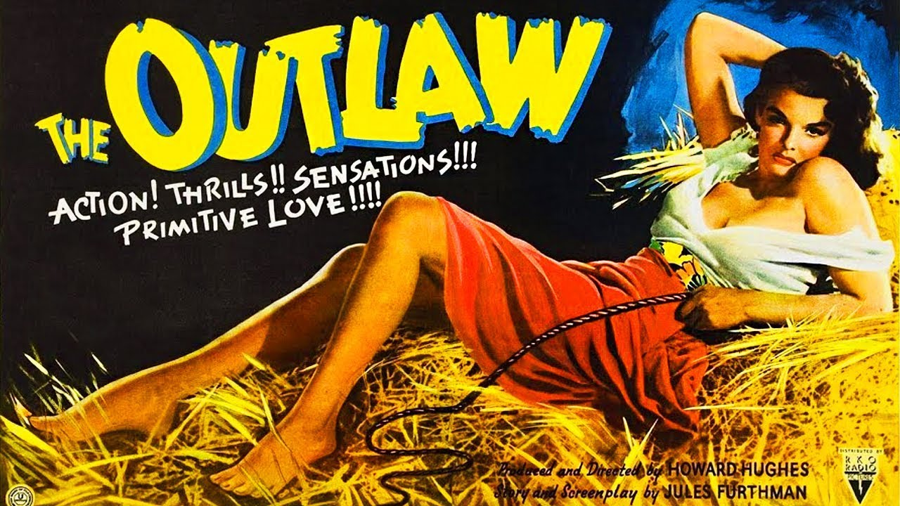 Download The Outlaw (1943) Western old movie