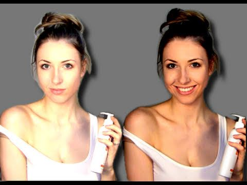 How to apply self tanner without streaks