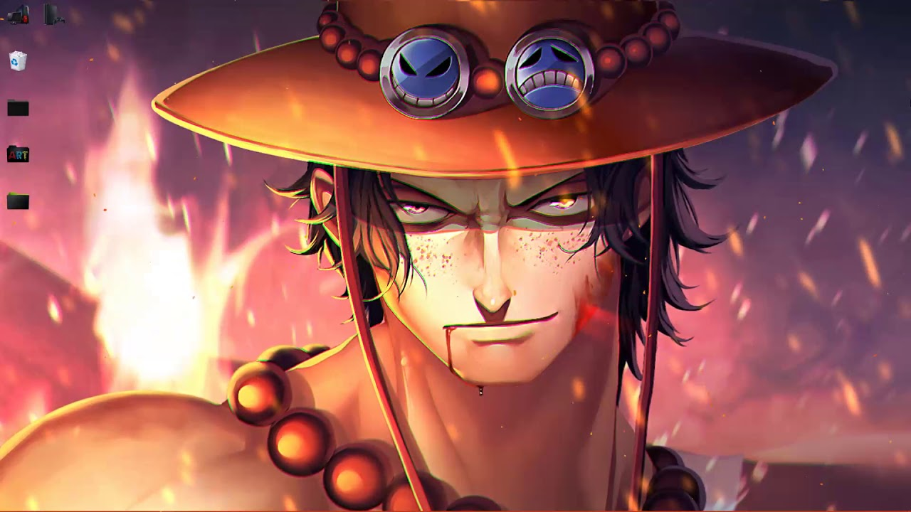 Wallpaper Engine One Piece Live Wallpaper With Sound Free Download Youtube