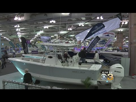 Anchor Drops At 2018 Atlantic City Boat Show