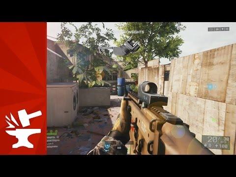 Battlefield 4 - Tactical Movements