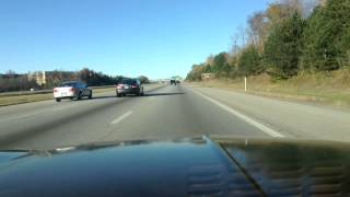 Driving from Akron Ohio to Bedford Ohio in a 1977 Buick skylark 307 4 barrel