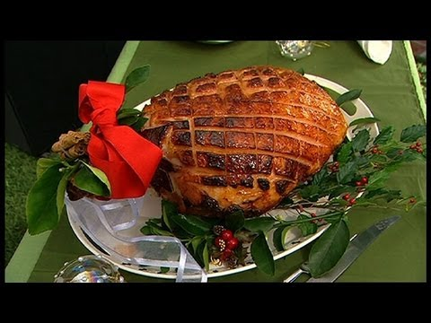 Better Homes And Gardens - Fast Ed: Christmas Ham