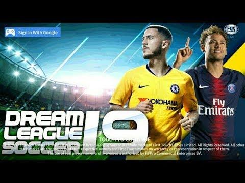 Dream league soccer 2019 mega mod