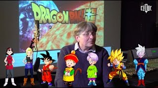 Dragon Ball : rencontre avec les doubleurs historiques - CLIQUE REPORT