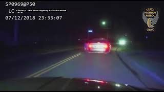 Wild Video: Trooper Dragged at High Speed