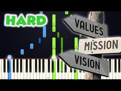 Be Thou My Vision Keyboard Chords By Hillsong Worship Chords