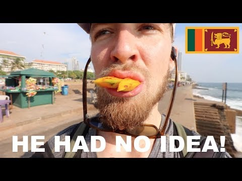FOREIGNERS' FIRST DAY IN SRI LANKA!! (Incredible Sri Lankan Food + Exploring)