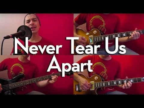 Never Tear Us Apart - INXS (Cover) Full band cover