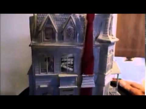 Build haunted house model