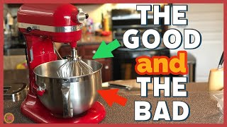 Does KITCHENAID Make the PERFECT Stand Mixer?    Professional 600 Series 6-Quart w/ Bowl-Lift Review