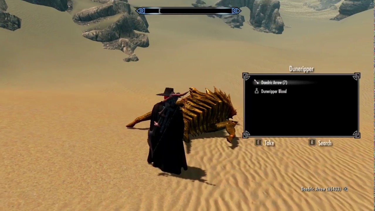 Hunting Dunerippers On The Alikr Desert The Gray Cowl Of