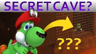 The IMPOSSIBLE Cave in Mario Odyssey's Final Level?