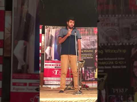 Aa Bhi Jaa Tu Kahin Se - Stage Performance