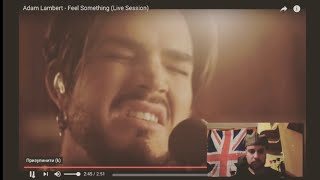 Vocal Coach Reaction to Adam Lambert - Feel Something