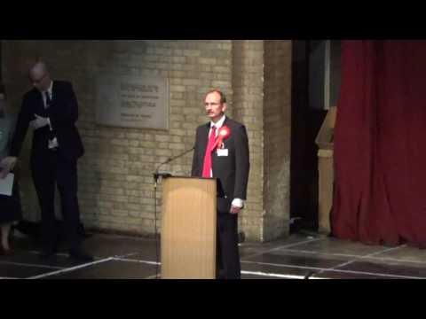 Ipswich - General Election Declaration