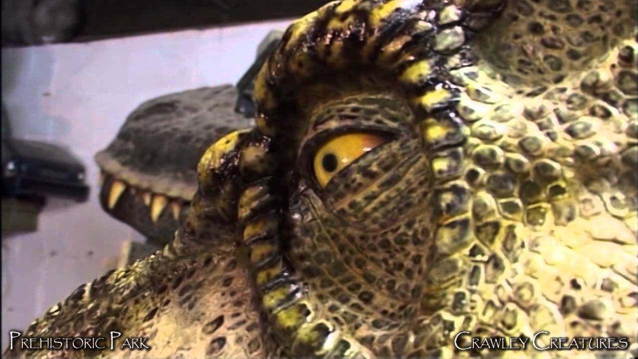 how to make a dinosaur head out of clay allosaurus