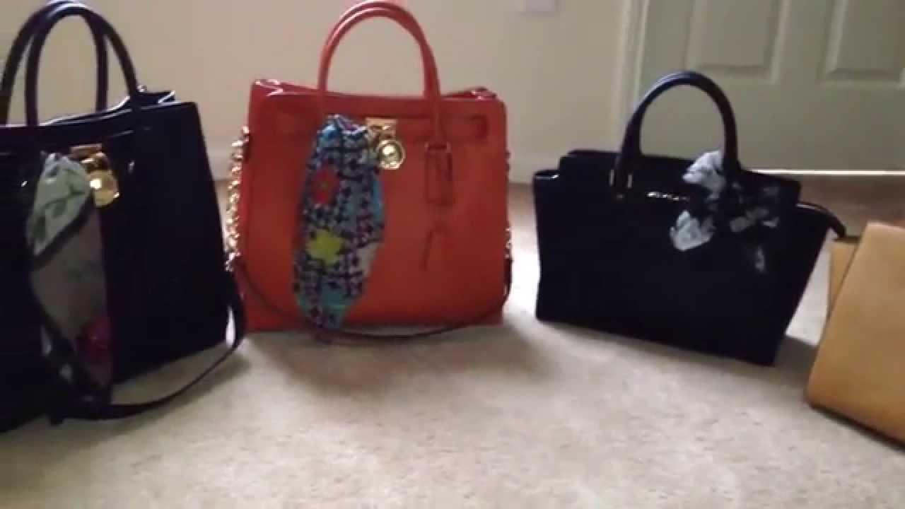 Michael Kors Saffiano Handbag Collection You
