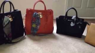 """Michael Kors Saffiano Handbag collection"" Thumbnail"