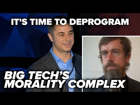 HIGH-HORSE HYPOCRISY: It's time to deprogram Big Tech's morality complex