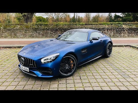 2020 Mercedes-AMG GT Review