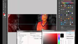 Tutorial #1 - Como fazer uma capa player - Photoshop