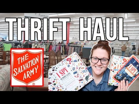 THRIFT HAUL | 50% OFF ENTIRE STORE!!!