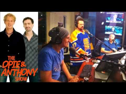Kevin Smith w/ Jason Mewes Stops By O&A