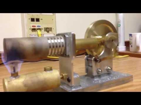 Stirling Engine - Thayer School of Engineering