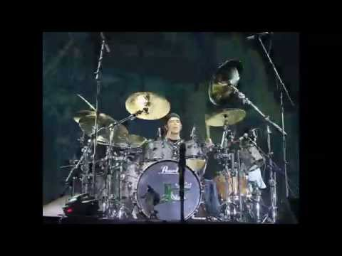 Grant Collins at Bandung Drums Day 2012
