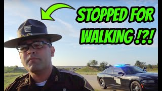 COPS TICKET WRONG LAMBORGHINI OWNER FOR WALKING