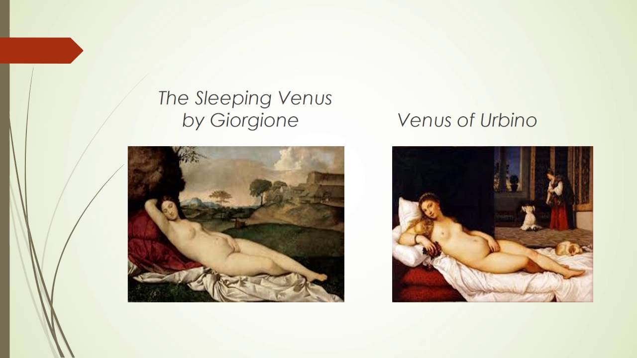 Venus of Urbino Completed - YouTube