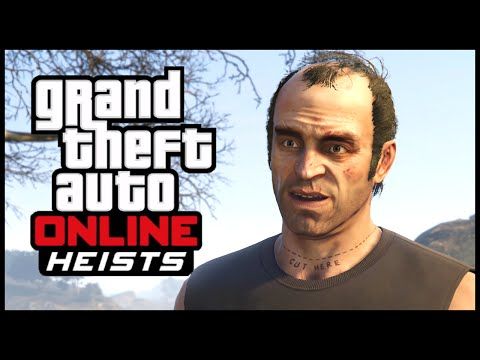 GTA 5 | Online Heists - Series A Funding Job