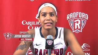 WBB Defeats Campbell University in 49-48 Thriller