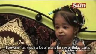 Jyoti Amge Voice
