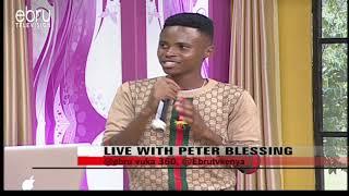 Peter Blessing Launch His New Jam 'Nasubiri Bado'