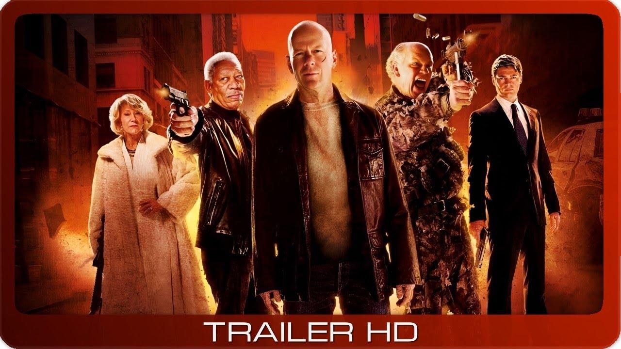 R.E.D. ≣ 2010 ≣ Trailer ≣ German | Deutsch