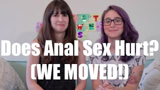 Does Anal Sex Hurt?