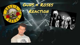 ItzGoinDownTv Reacts to- Guns N Roses- Sweet Child O Mine!!!!