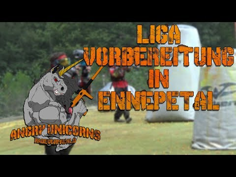 Vorbereitung in Ennepetal | Paintball-Edit